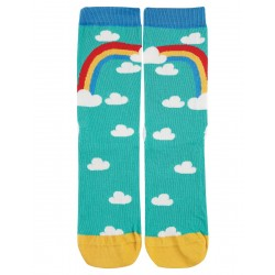 Socks - Frugi - Adults - Rainbow - SS21  - sale
