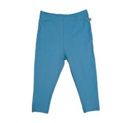 Leggings  - FRUGI baby in Blue -  LAST ONE SALE  - 0-3m
