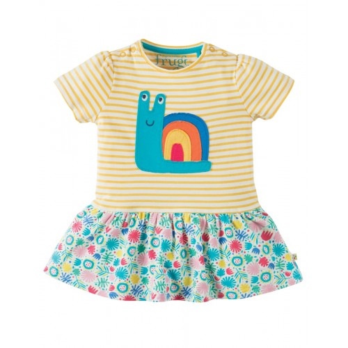 Dress - Frugi - Little Laura -Jamboree Jungle -  6-12, 12-18m - sale