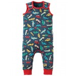 Dungarees - Frugi - Kneepatch Bon Voyage -  3-6, 12-18m (2x)  and 2-3y (2x) SALE