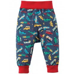 Pants - Frugi Parsnip - Bon Voyage -6-12 ,  12-18 m  and 2-3 , 3-4y  - sale