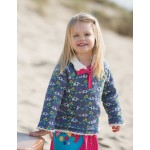 Fleece - Frugi - Elly Elephant Savanna - 6-12, 18-24m - sale
