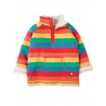 Fleece - Frugi - Rainbow Stripe - 12-18m and 2-3, 3-4y  - sale