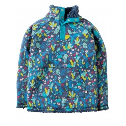 Fleece - Frugi - Paradise Bird - 8-9 .9-10 -sale