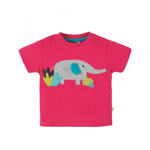 Top - Frugi  Polkerris -  Ellie -  12-18, 18-24m  and 2-3, 3-4y - sale