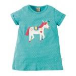 Top - Frugi - Sophia - Unicorn -  2-3, 4-5, 5-6, 6-7, 7-8 (2x), 8-9 (2x) in sale