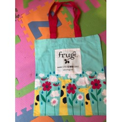 Bag - Frugi  - Tote - SS18 - In The Clouds