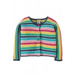 Cardi - Frugi - Ceira Cardigan - Multistripe - 6-12, 12-18, 18-24m  and 2-3, 3-4y  - sale