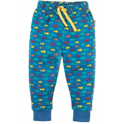 Crawlers - Frugi - Snuggle Crawlers - Indian Ocean - 6-12, 12-18m -sale