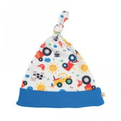 Hat - Frugi - farm friends - 0-3m - sale