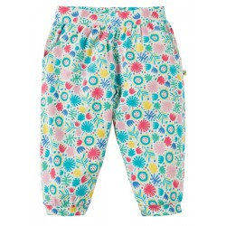 Trousers - Frugi - Hattie Harems - Jamboree Jungle - 0-3, 3-6, 12-18, 18-24m And 3-4y - sale