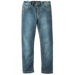 Trousers / Jeans - Frugi - Joseph mid wash - cactus -, 3-4, 6-7, 7-8y