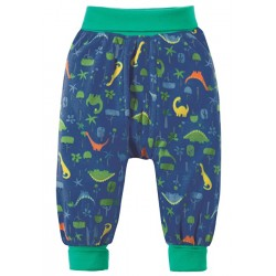 Pants - Frugi Parsnip - Jurassic Jungle -   12-18, 18-24m and 2-3, 3-4y