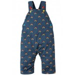 Dungarees - Frugi - SS18 - Little Tom Dungarees  - Rainbows = 18-24m