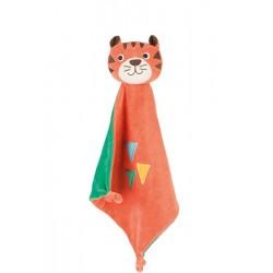 Toy - Frugi - Froogli Comforter - Cosmic/Lion