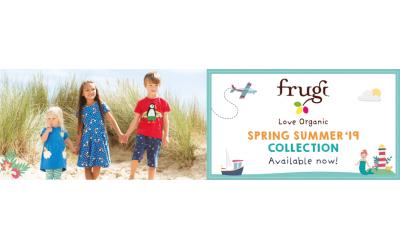 FRUGI - Spring Summer 19 is here