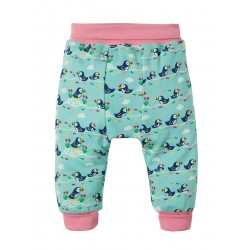Pants - Frugi Parsnip - SS19 - St Agnes Puffin Parade -  independents shop exclusive - 0-3, 3-6, 6-12m and 3-4y  - new