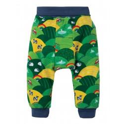 Trousers - Frugi Parsnip -  Rainbow Fields - 0-3m  - sale