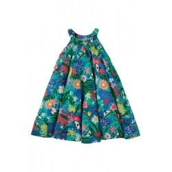 Dress - Frugi - SS19 - drop 4 - Tabitha Trapeze Dress -  2-3, 3-4, 4-5, 5-6, 6-7, 7-8, 8-9. 9-10 - new