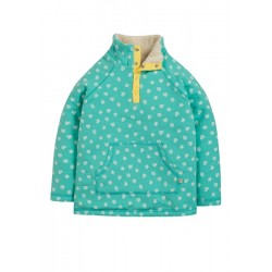 Fleece - Frugi - SS19 - St Agnes Shell - 2-3, 3-4, 8-9, 9-10y - new