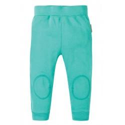 Leggings - Frugi  Favouirite Cuff leggings - Aqua - SALE