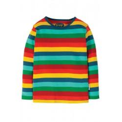 Top - Frugi - Favourite - Multi Stripe  - sale offer