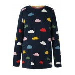 Adult - Jumper - Frugi - Emily - Multicloud - size Medium (M)  -  come up large - last one - SALE