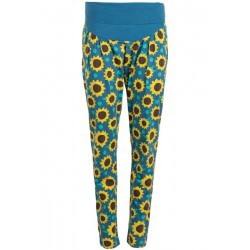 Adult - Frugi - Parsnip Hareem Pants - Maternity - Sunflowers - ladies 12, 14, 16 and 18  -  Message if you need measurements via facebook - comes up large - NEW