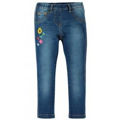 Trousers - Frugi - Julie - Jeggings  - Denim - Sunflower -  -sale