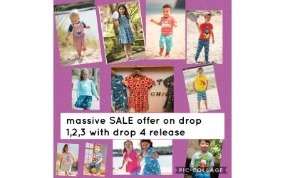 SALE in LITTLE CHIC