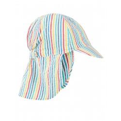 Hat - Frugi - Legionnaires - Sunseeker - MULTI stripe  - sale