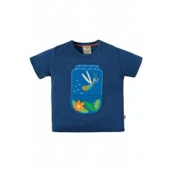 Top - Frugi - Polzaeth - Firefly - sale