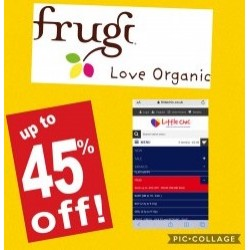 FRUGI SALE up to -45% off