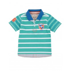 Top - Hatley Boys Rugby Top - The Sharks -  8y - sale