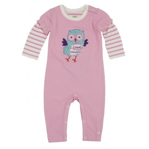 Romper - Hatley Baby - Part Owls - 12-18, 18-24