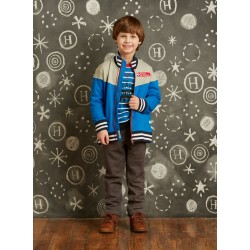 Trousers - Hatley Boys Herringbone 5,y- sale