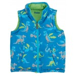 Gilet - Hatley Boys reversible - DRAGONS - SALE  - age 5y