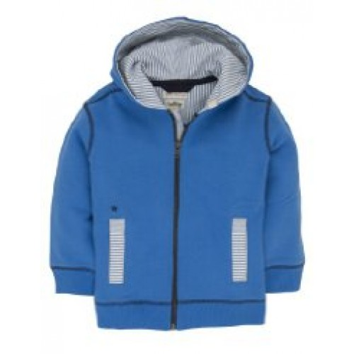 Jacket -  Hatley Hoody Brushed and Sueded Provence  in SALE  2, 5y