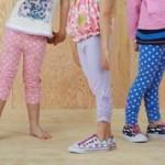 Leggings -  Hatley Rebel Pink 2, 3, 4, 6, 7, 8y - sale