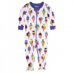 Babygrow - Hatley Ice cream 3-6, 6-12,  12-18m - sale
