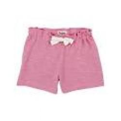 Shorts - Hatley Girls Jersey Pink-  SALE  4, 6, y left
