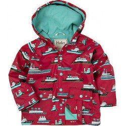 Raincoat - Hatley Boys Ocean Liner - SALE - age 6y