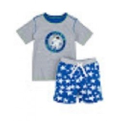 Set - Hatley - 2pc set - Astronaut in SALE - 12-18m