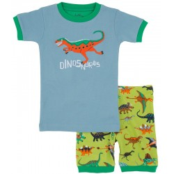 PJ -  Hatley Boys Summer/Short - Dinos in - 3y left in sale