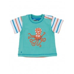 Top - Hatley Baby - Sea creatures  in SALE 6-12m