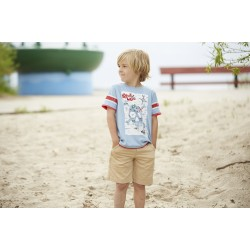 Top - Hatley Boys - Skulls 2, 3, 5y