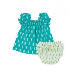 Set - Hatley Baby - Sea Horse SALE 12-18M