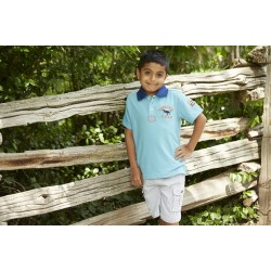 Shorts - Hatley Boys - blue cargo  SALE 6 (2x), 7y