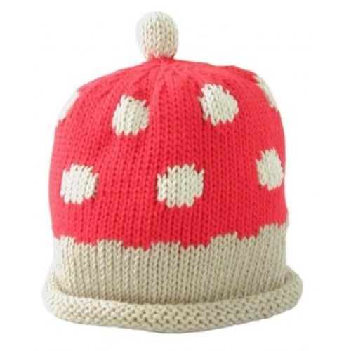Hat - Dotty hat - 3-6m, 6-12m