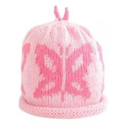 Hat - Butterfy 0-3, 3-6m sale